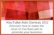 YouTube Ads Genius 101