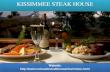 Kissimmee steak house