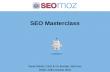 SEO Master Class Webit 2010