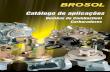 BROSOL CATÁLOGO DE BOMBAS DE COMBUSTIVEL E CARBURADORES