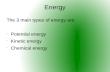 Energy / Physics / KS2