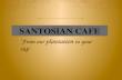 Coffee shop (santosian cafe)
