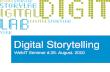 Digital Storytelling på WebIT