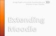 Extending Moodle - Moodlemoot Romania 2013