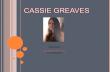 Cassie greaves portfolio