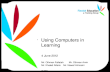 Using Computers in Learning