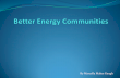 Better Energy Communities - Marcella Maher Keogh