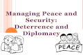 Conflicts Ppt