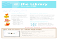 @ the Library December 2010 Newsletter