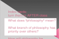  What is philosophy?  6 Main branches of philosophy  Value of philosophy  Philosophy jobs.