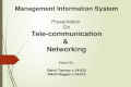 Networking & tele communication