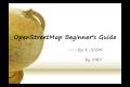 OSM beginner's guide josm