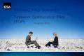 FMHAC FAS Telework Telework Optimization Pilot (TOP) August 2011.