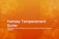 Kiersey Temperament Sorter
