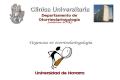 Urgencias en otorrinolaringología Seminarios de ORL Departamento de Otorrinolaringología.