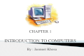 Jasmeet Chap 01 Intro To Computers