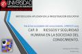 Capítulo 8 Hacia las sociedades del conocimiento UNESCO 2005