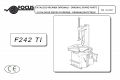 CATALOGO RICAMBI ORIGINALI - ORIGINAL SPARE PARTS ...· CATALOGO RICAMBI ORIGINALI - ORIGINAL SPARE