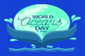 World Oceans Day Infographic