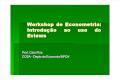aula econometria
