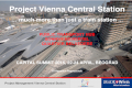 Vienna: Project Management Vienna Central Station