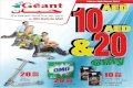 Geant's AED 10 and AED 20 only deals