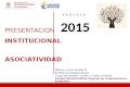 Presentacion uaeos 2015