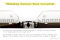 Create Content that Converts