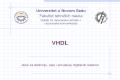 uvod u VHDL
