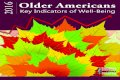 Older Americans 2016: Key Indicators of Well-Being