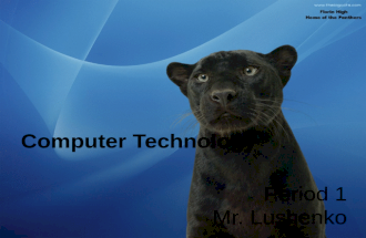 Intro to Computer Technology class