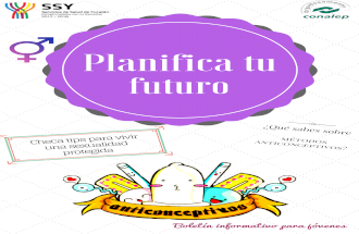 Planifica tu futuro