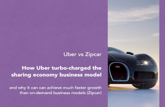 How Uber turbo-charged the Sharing Economy Business Model