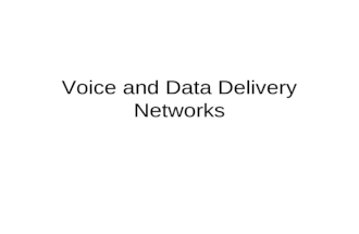 Voice and Data Delivery Networks. 2 Telephone Lines, Trunks, and Numbers The local loop is the telephone line that runs from the telephone company's central.