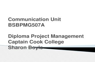 Comm unit 1