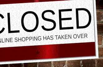 Are bricks and mortar stores closing because of you