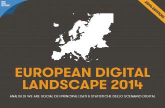 Social, Digital & Mobile in Europa 2014