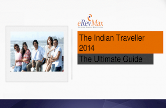 Indian Traveller; Rise of Middle Class