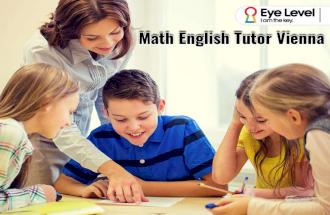 How Math English Tutor Vienna Do Help you?