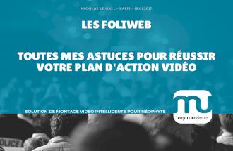 Foliweb   astuces plan action video