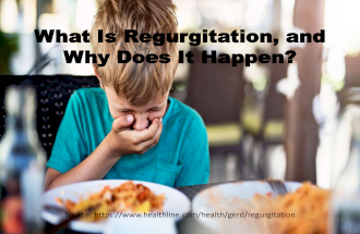 What Is Regurgitation, and Why Does It Happen