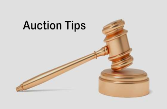 Auction Tips