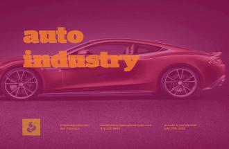Auto Industry Analysis 2013
