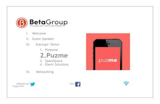 Puzme app
