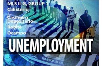 Unemployment(MLS2G)