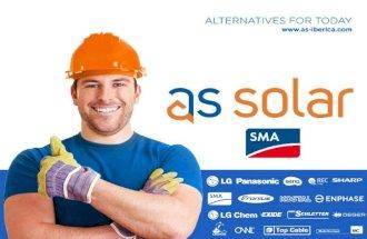 AS Solar - SMA COM Gateway