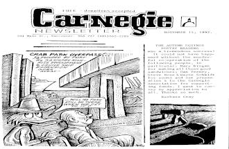 November 15, 1992, carnegie newsletter