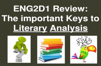  Literary analysis focuses on an in-depth evaluation and informed interpretation of literature. Ultimately, it is the critical process of dissecting
