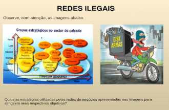 Redes ilegais