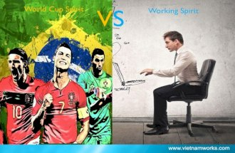 When #WorldCup Meets The Office